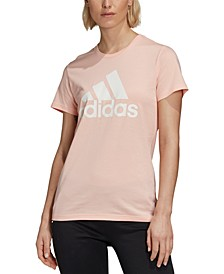 Women's Cotton Logo T-Shirt