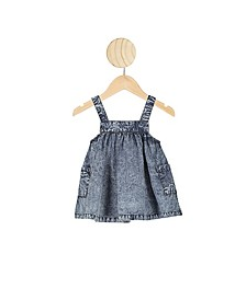 Baby Girl Penny Pinafore Dress