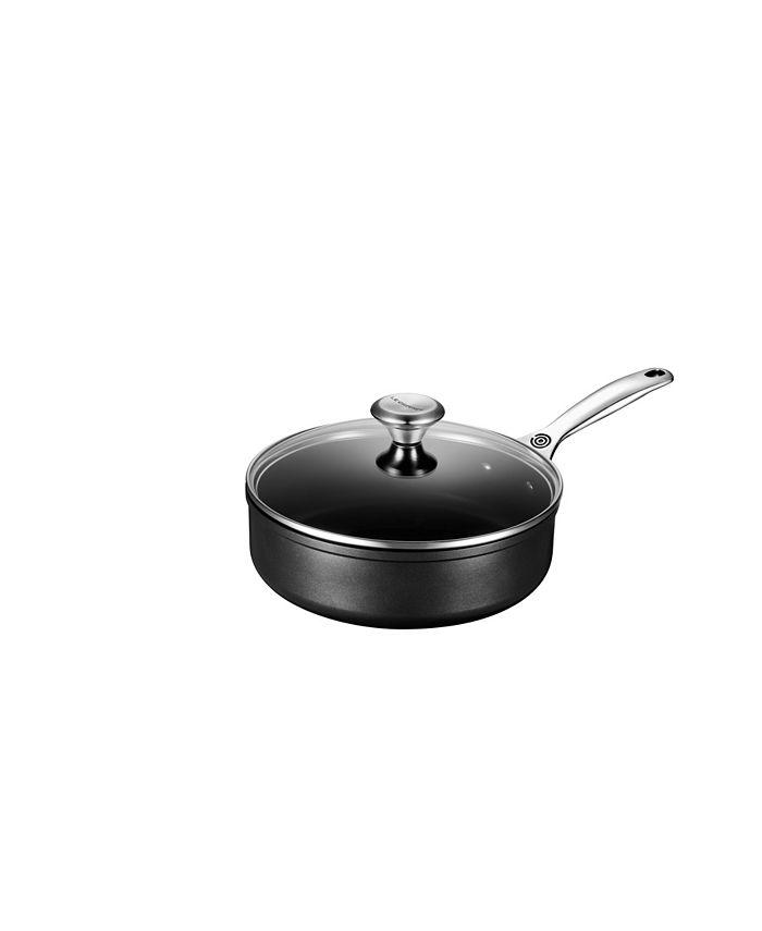 Le Creuset - Hard Anodized Aluminum Nonstick 3.5-Qt. Saute Pan with Lid