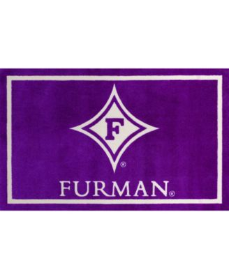 "Furman Colfu Purple 1'8"" x 2'6"" Area Rug"