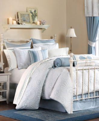 Crystal Beach 4-Pc. California King Comforter Set