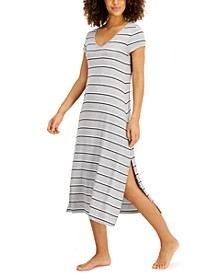 Ultra-Soft Long Sleepshirt Nightgown, Created for Macy's