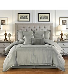 Pisa 7 Piece Comforter Set