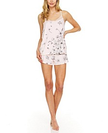Leighton Cami & Shorts Pajama Set