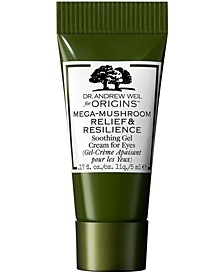 Receive a Free Dr. Weil Mega Mushroom Face Cream with any $50 Origins purchase!
