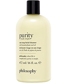 Purity Made Simple Cleanser, 16-oz.