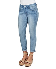 "Women's ""Ab"" Solution Crop Jeans"
