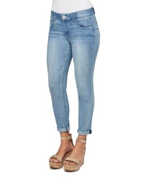 "Women's ""Ab"" Solution Crop Jeans"