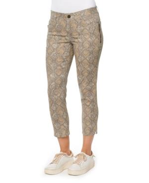 "Women's ""Ab"" Solution Side Zip Jeans"