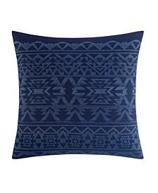 """Crescent Lake 20"""" Square Decorative Pillow"""