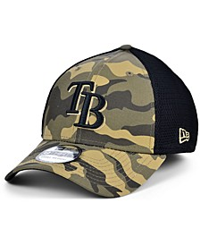 Tampa Bay Rays Camo Neo 39THIRTY Cap