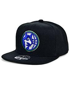 Mitchell & Ness Minnesota Timberwolves Team Ground Fitted Cap