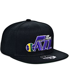 New Orleans Jazz Team Ground Fitted Cap