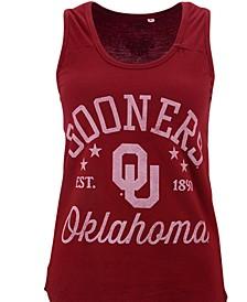 Women's Oklahoma Sooners Jersey Tank