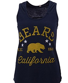 Women's California Golden Bears Jersey Tank