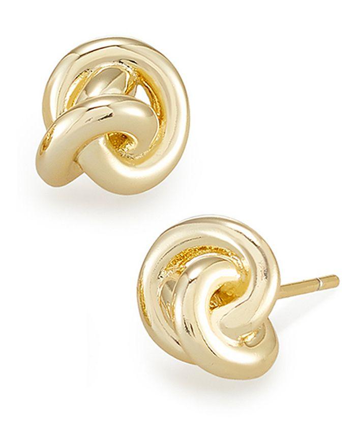 Kendra Scott - Love Knot Stud Earrings