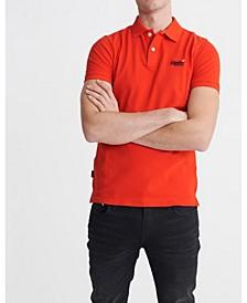 Classic Pique Short Sleeve Men's Polo Shirt