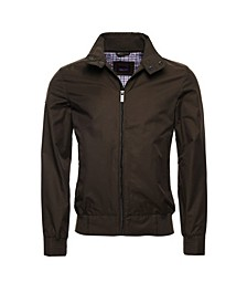 Men's Funnel Harrington Jacket