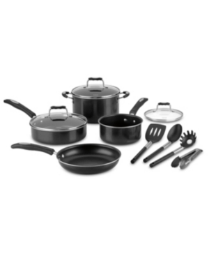 Cuisinart Aluminum Nonstick 11-Pc. Cookware Set