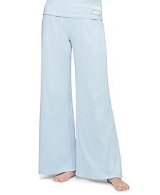 Homehugger Wide-Leg Lounge Pants