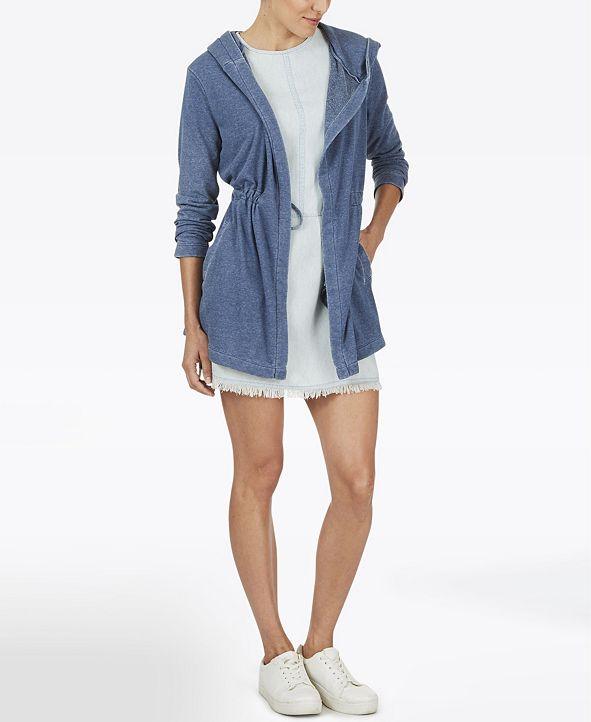 Adyson Parker Plus Size Open Super Soft Knit Cardigan