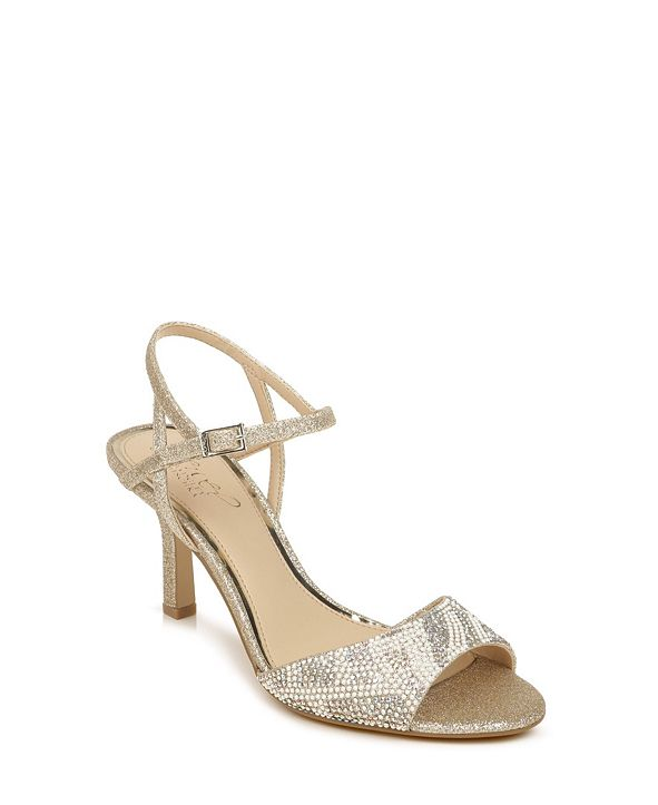 Jewel Badgley Mischka Fawna Evening Women's Sandals