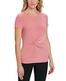 Side-Knot Top