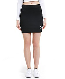 Women's Classics Ribbed Skirt