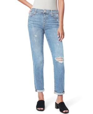 Joe's Jeans MANILLA RIPPED BOYFRIEND JEANS