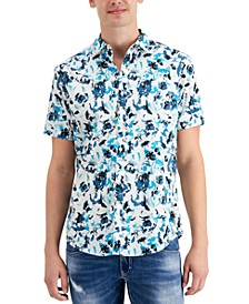 Men's INC Short Sleeve Alexander Shirt