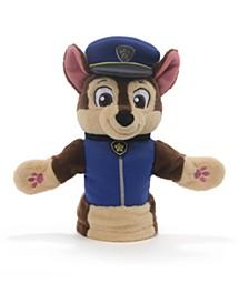"GUND Chase Hand Puppet Plush Stuffed Animal Dog, Blue, 11"""