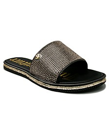 Women's Yippy Beaded Slide Sandal