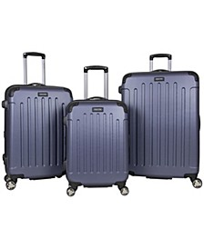 Renegade 3-Pc. Hardside Luggage Set