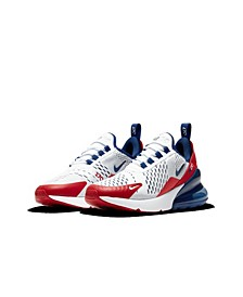 boy's Air Max 270 Casual Sneakers from Finish Line