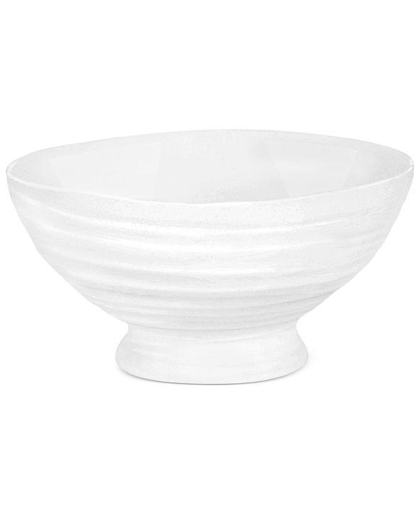 Portmeirion Dinnerware, Set of 4 Sophie Conran White Mini Dip Dishes