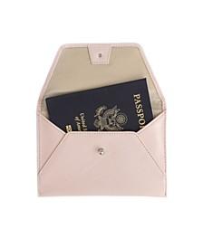 ROYCE New York Envelope Style Travel Organizer
