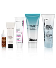 Choose your FREE Deluxe Sample with any $55 qualifying Beauty purchase!