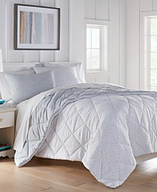 Freya Full/Queen Comforter Set