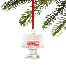 Sweet Tooth Cake Ornament, Created for Macy's