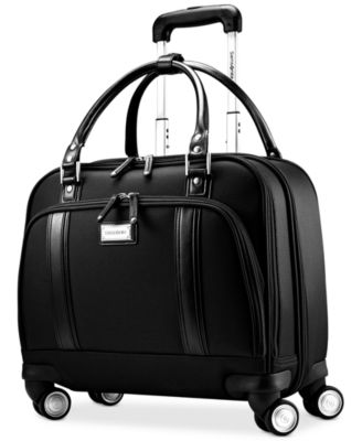 Image of Samsonite Women's Spinner Mobile Office Laptop Briefcase