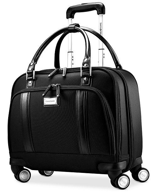 bec19a850e2 Samsonite Women s Spinner Mobile Office Laptop Briefcase - Backpacks ...