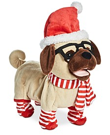 Wiggle & Sing Animated Musical Plush Dog, Created for Macy's