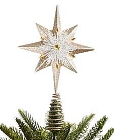 Shine Bright Snowflake Tree Topper, Created for Macy's,