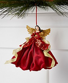 Renaissance Caucasian Angel Ornament, Created for Macy's