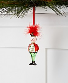 Santa's Favorites Soldier Ornament, Created for Macy's