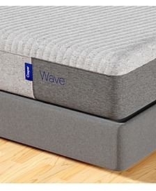 "Wave 13"" Foam Firm Mattress - Queen"