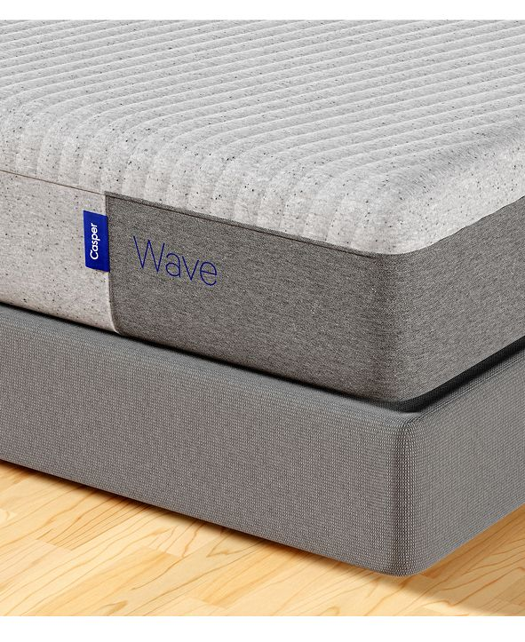 "Casper Wave 13"" Foam Firm Mattress - Twin"