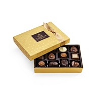 Deals on Godiva Gold Discovery Chocolate Gift Box, 12 Piece Set