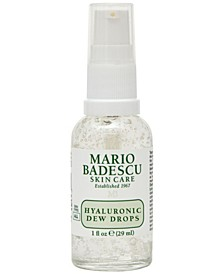 Hyaluronic Dew Drops Serum, 1 fl Oz