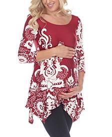 Women's Maternity Ganette Tunic